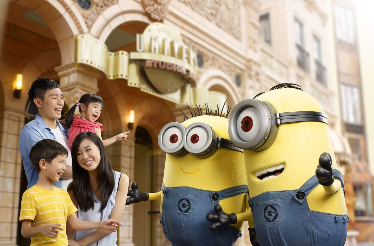 Tiket Universal Studios Singapore 1 Day Pass Klook Studio Singapura Anak Diskon